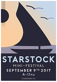 Starstock Mini-Festival 9th September, 2017